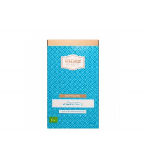 Organic Green Tea Morning Hour