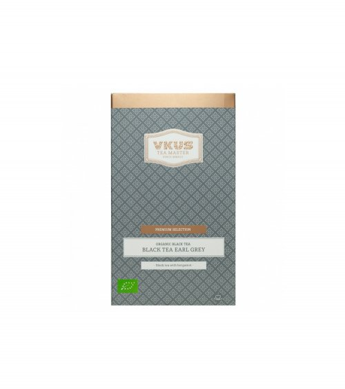 Organic Black Tea Earl Grey
